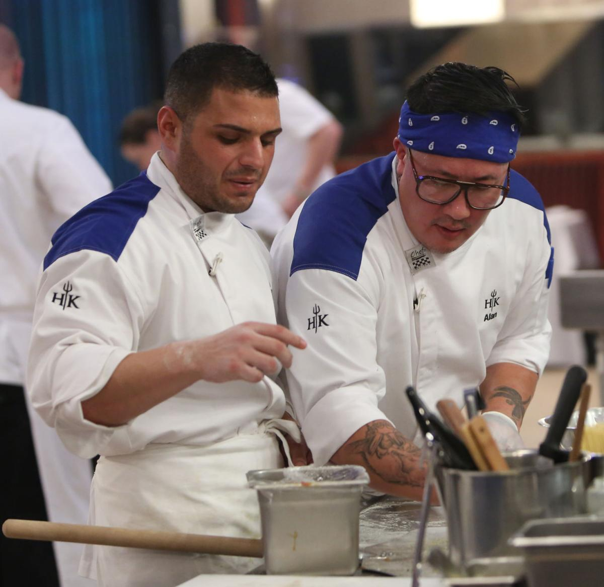 Local Chef Alan Parker Avoids Elimination On TV's 'Hell's