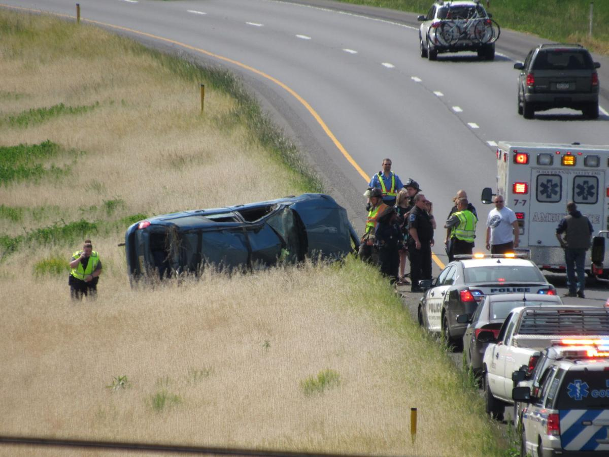 accident scene cleared along route 30 near columbia | local news