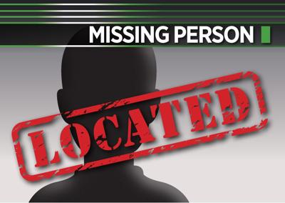 Missing Person logo