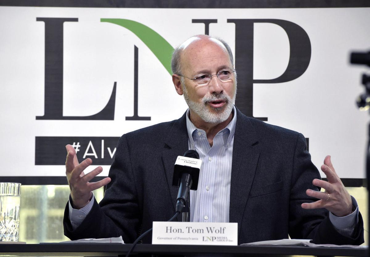 Tom Wolf Editorial Board