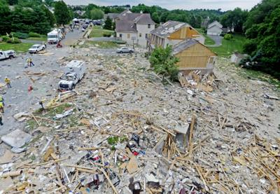 house explosion July 2, 2017