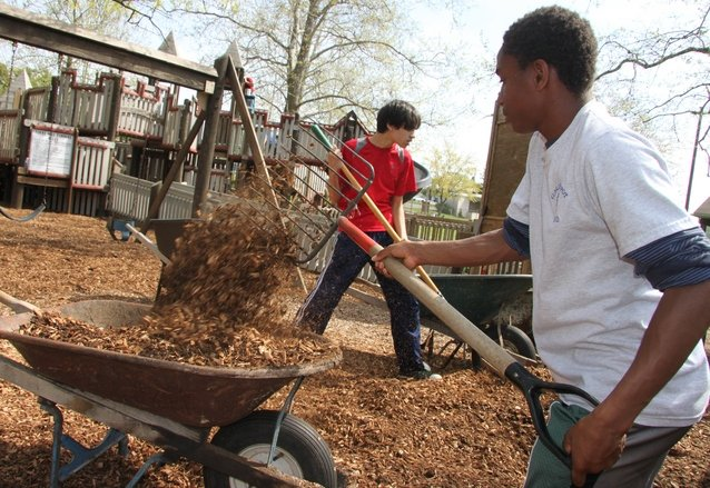 Terre Hill Officials Promote Work Day At The Park April 25