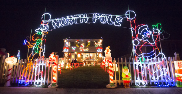 17 Christmas light displays in Lancaster County worth driving to ...