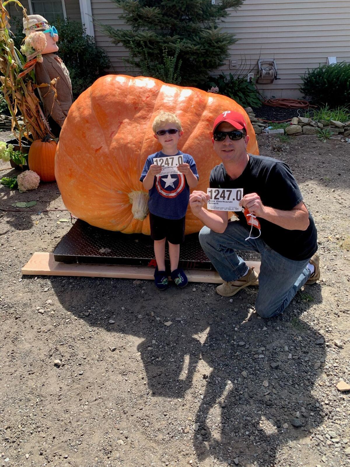 Big pumpkins Lunchbox