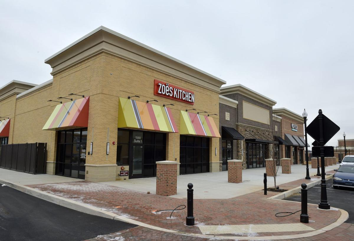 Mediterranean restaurant, Zoes Kitchen, to open at Belmont in mid ...