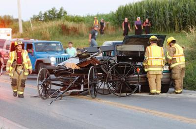 Buggy Crash in Gap