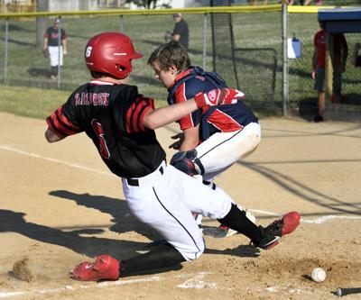 Mt. Joy vs Hempfield-LanCo Youth Baseball 14U