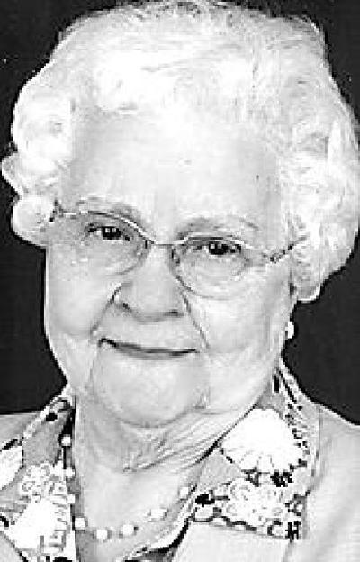 Irma Isabel Sheetz Shearer