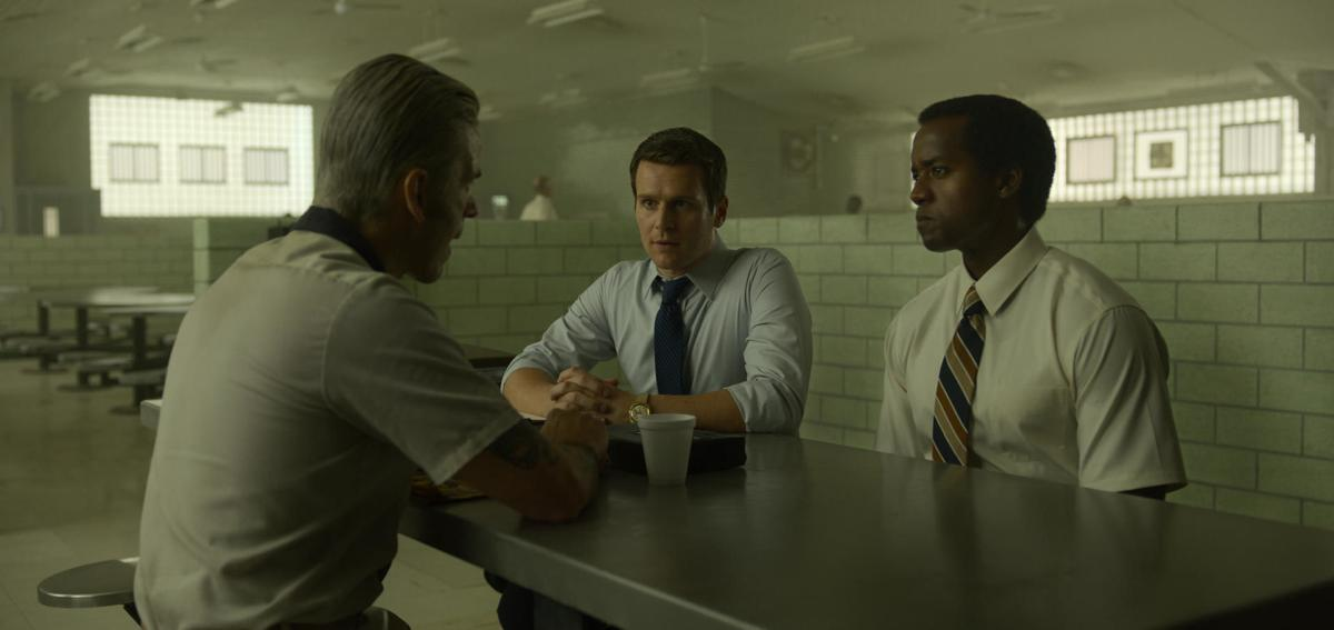 Jonathan Groff in Mindhunter season 2 2
