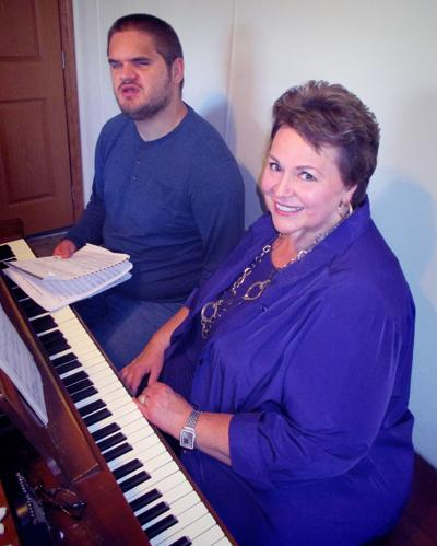 Vickie Kissinger and voice