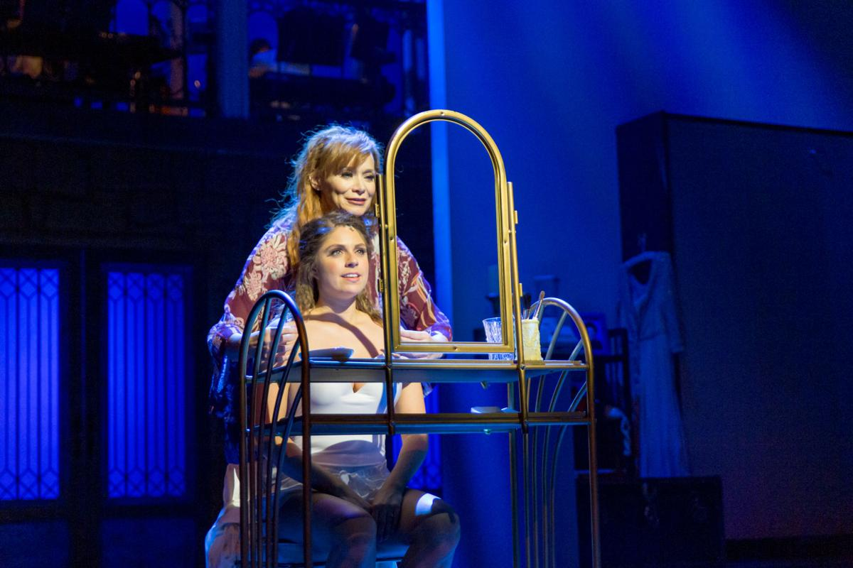 Mamma Mia From Front Katie Bates, Christine Sherrill - Photo by Kinectiv.jpg