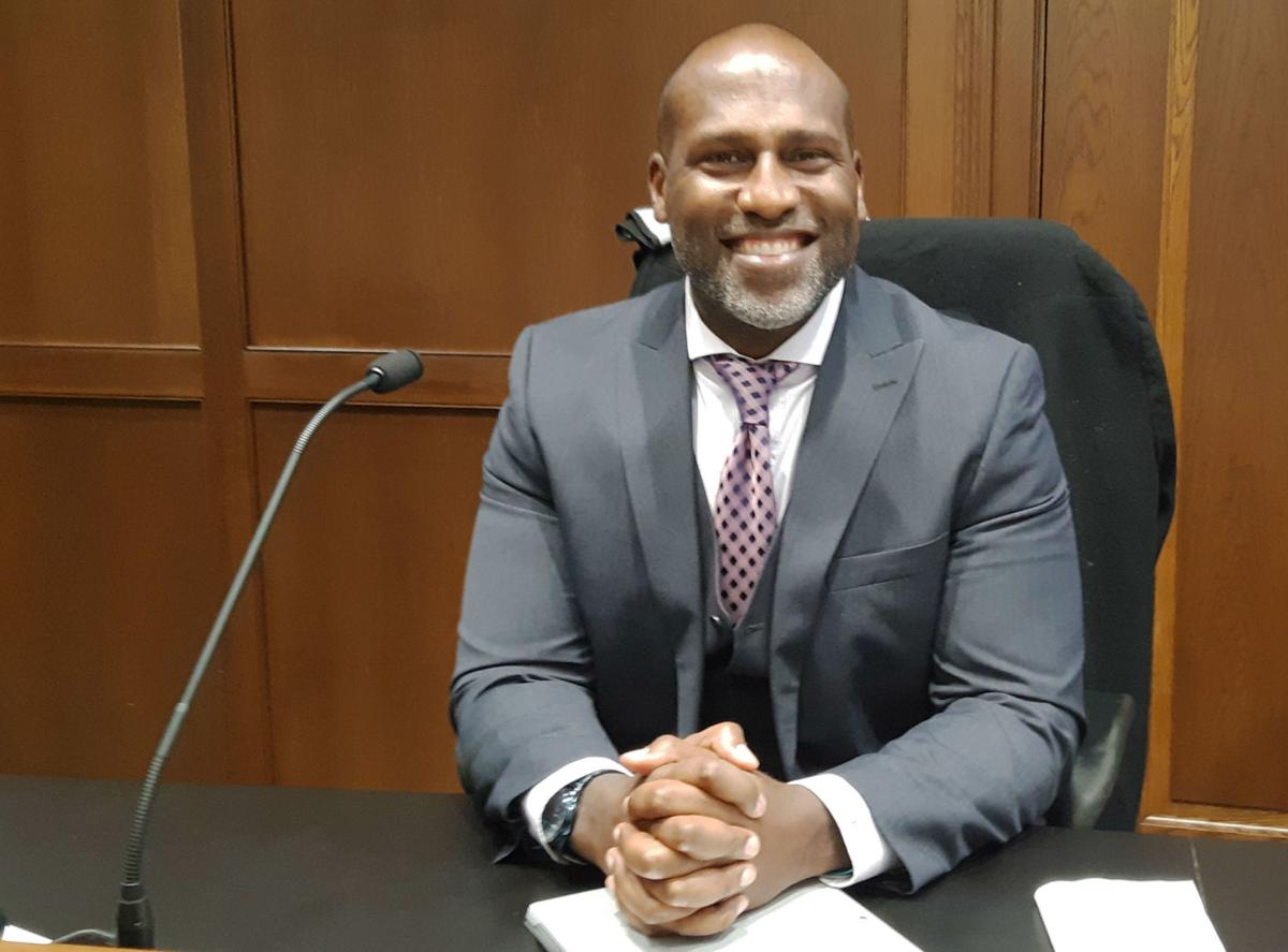 City Councilman Chris Ballentine