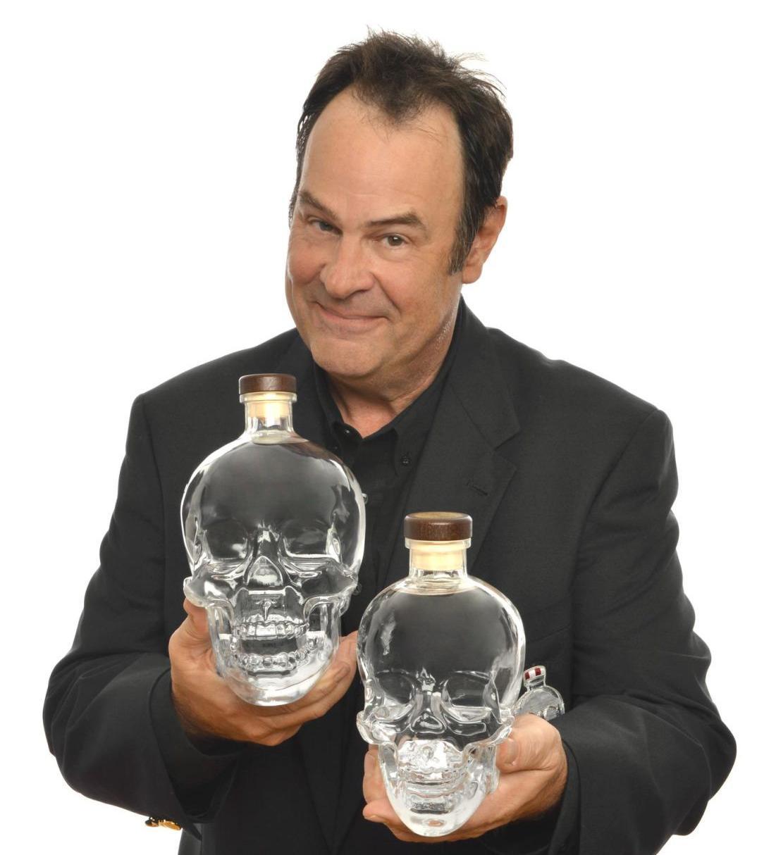 Dan Aykroyd to sign bottles of his Crystal Head Vodka in Hummelstown   Food   lancasteronline.com