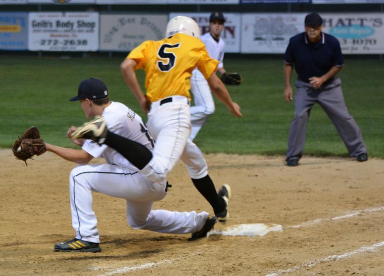 county lancaster midget pa baseball Jr