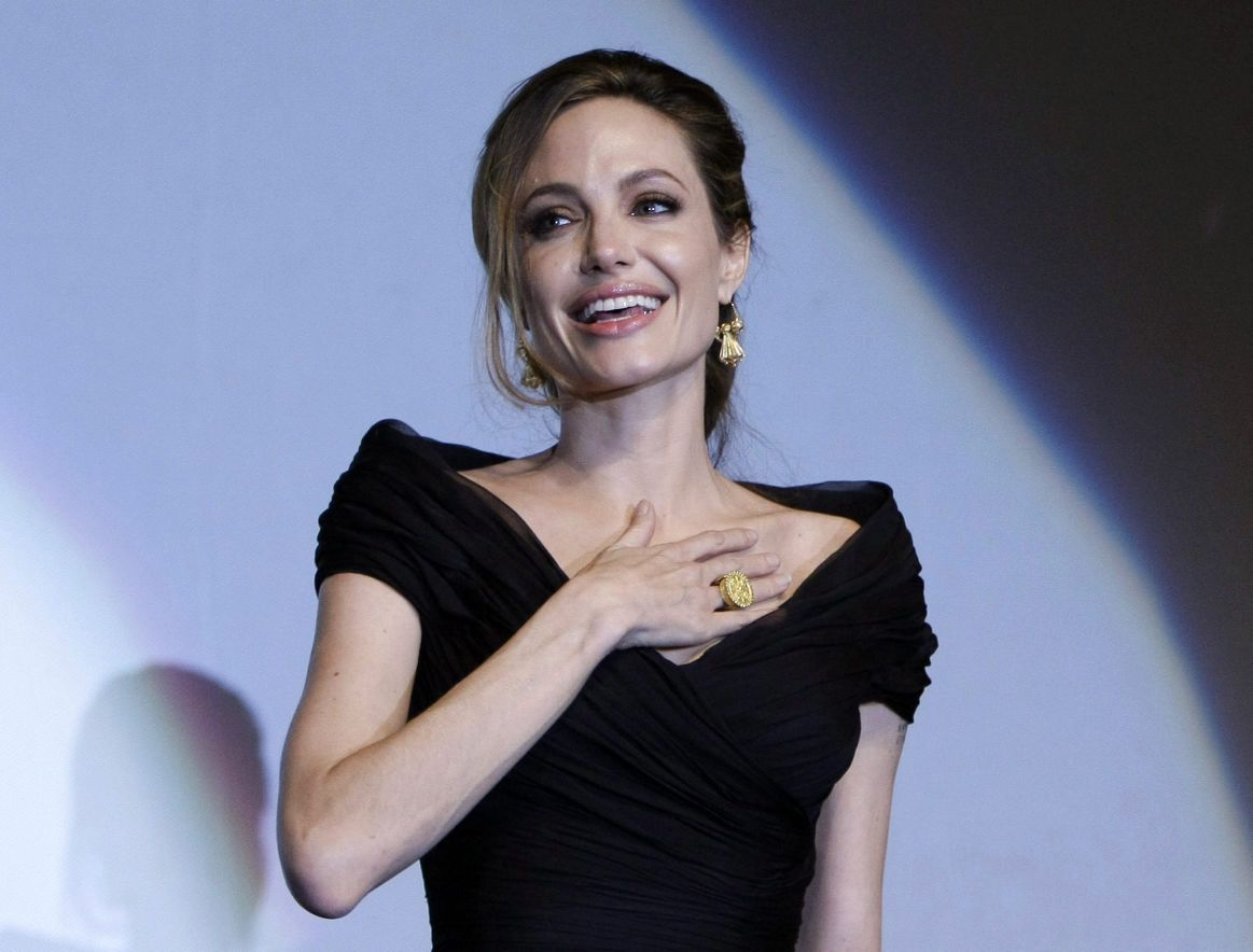 Angelina Jolie Tits did angelina jolie's breast cancer op-ed cause $13.5m in