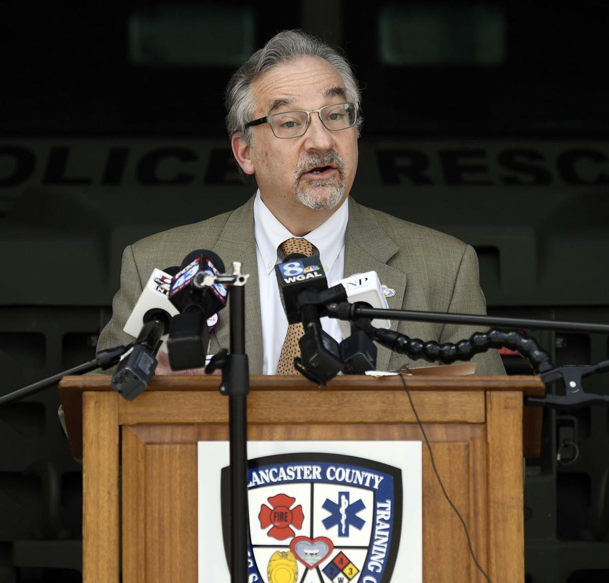 Lancaster County Covid-19 Press Conference