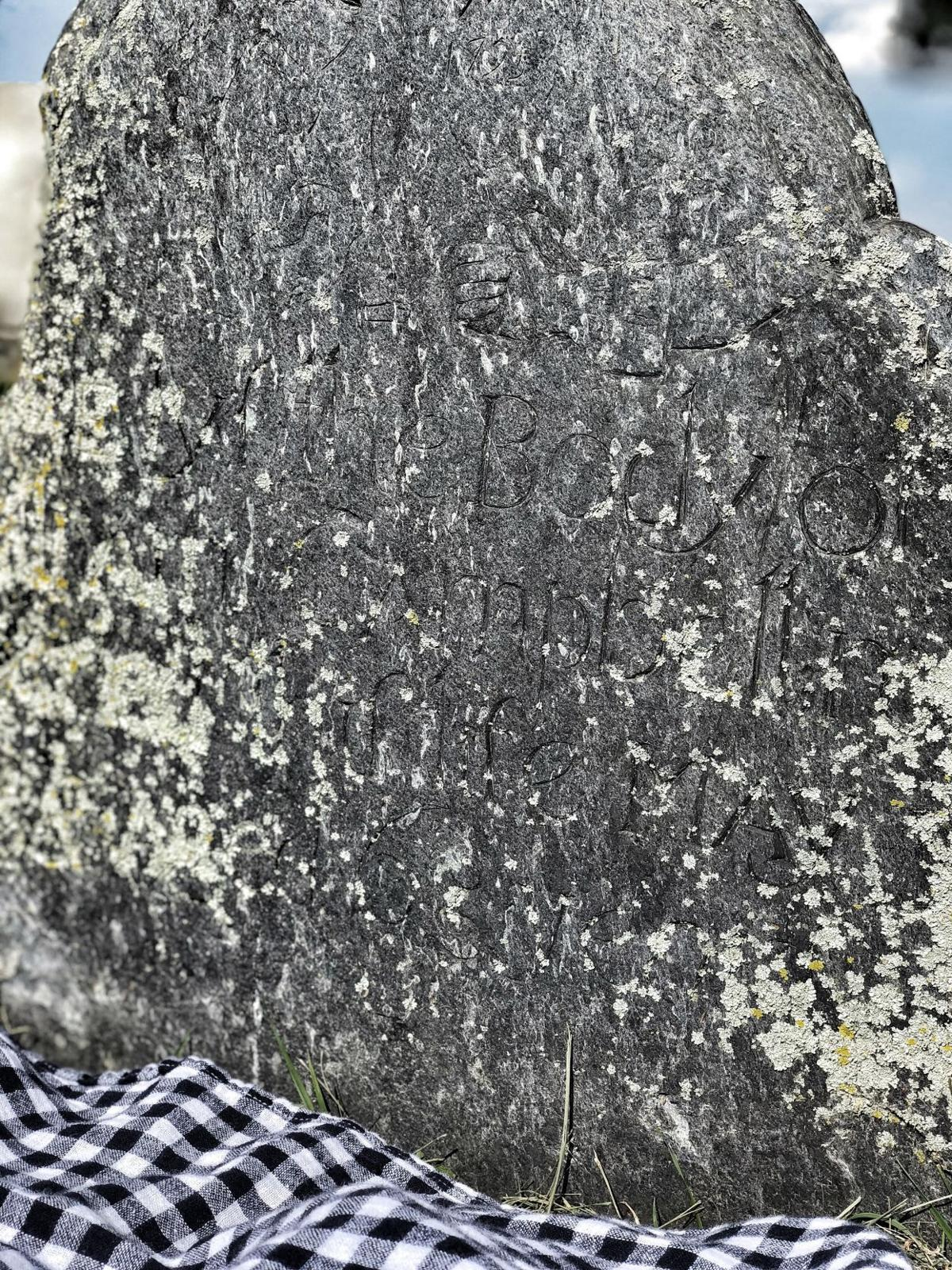 Mount Bethel Cemetery columbia oldest marker