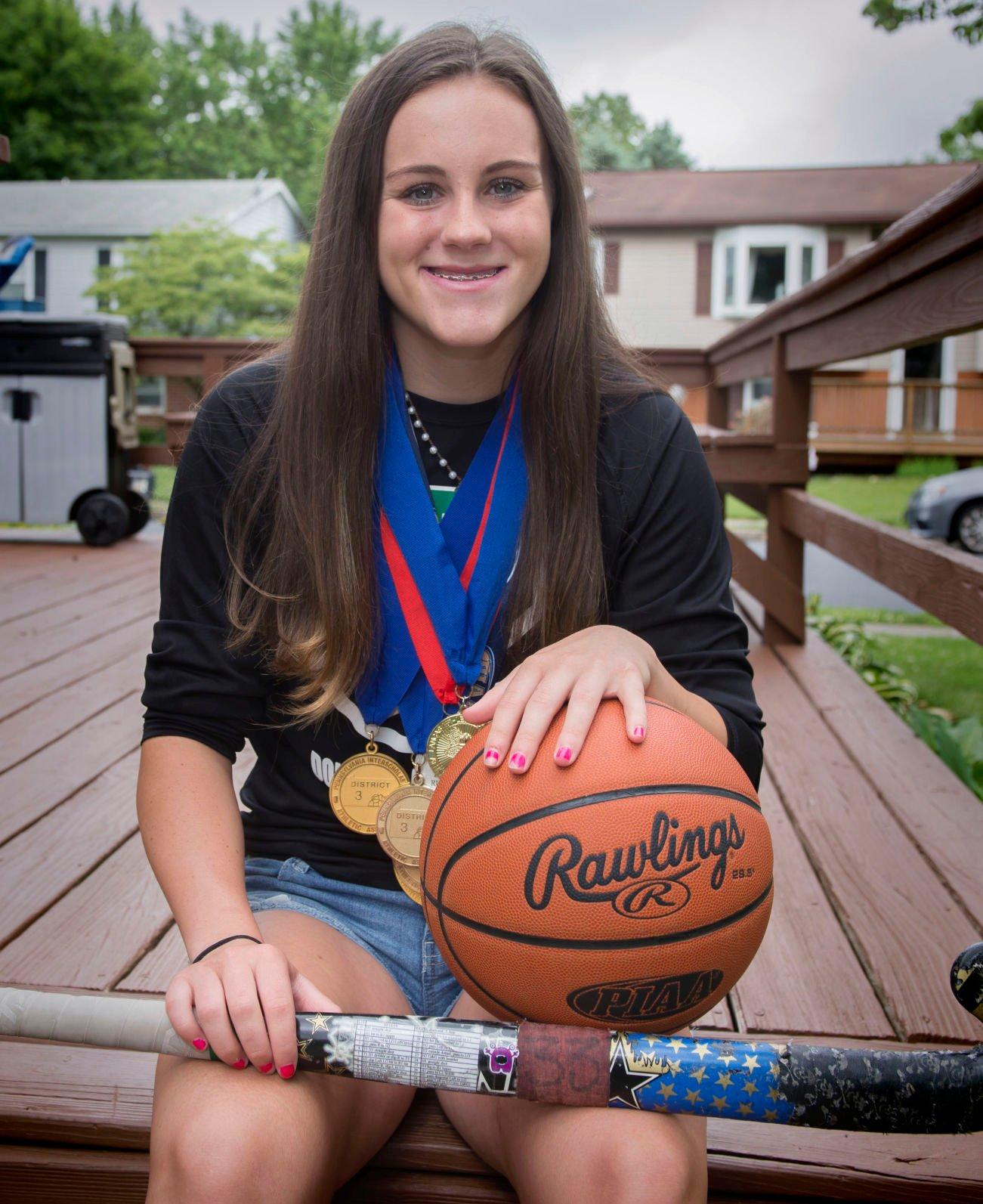Athlete Kiera Baughman