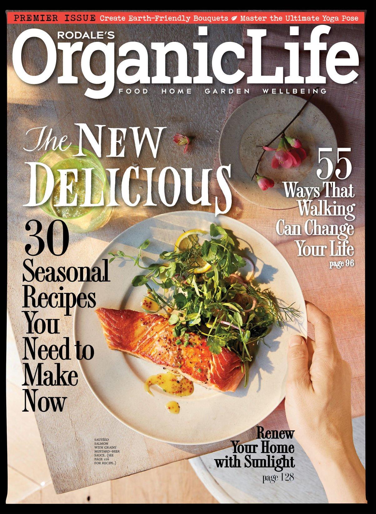 Rodaleu0027s Organic Life