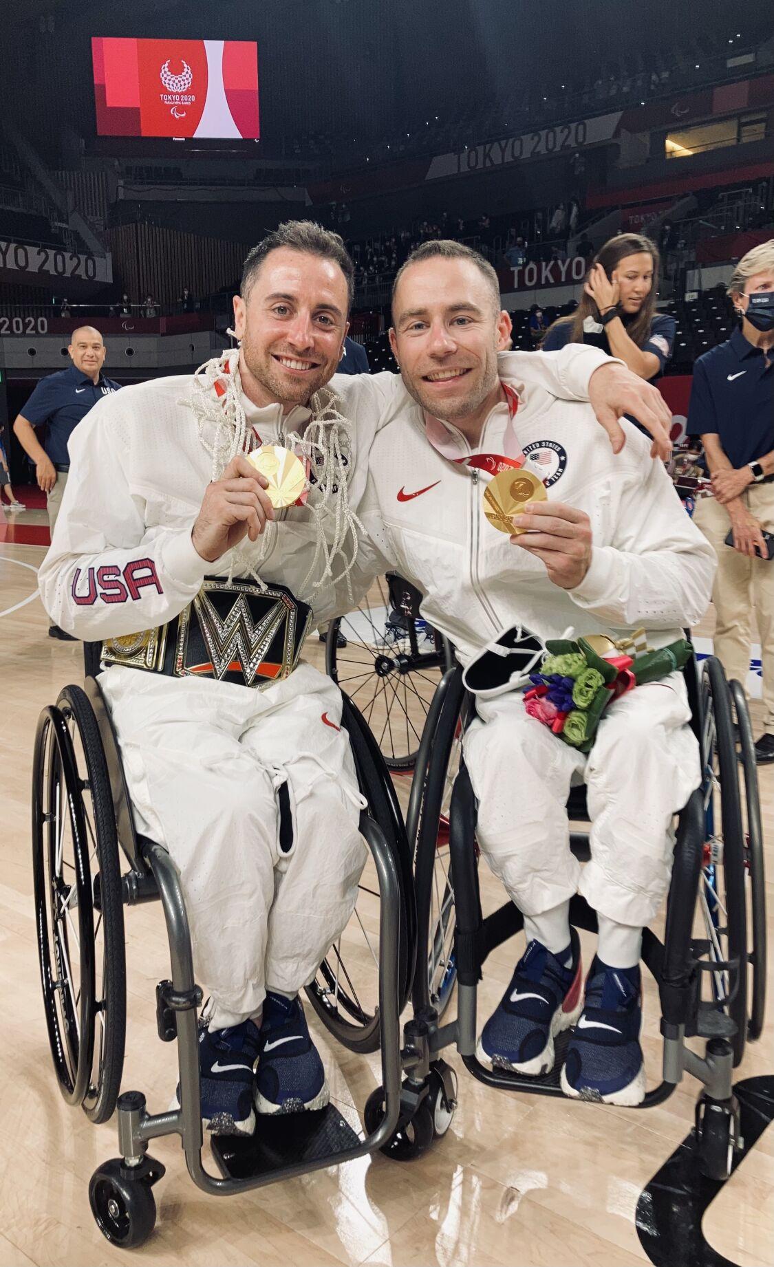 Steve Serio and Ryan Neiswender