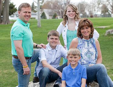 Burpo family
