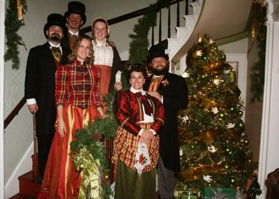 Mount Hope Estate Presents Dickens Of A Christmas