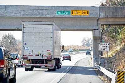 Route 30 overpass