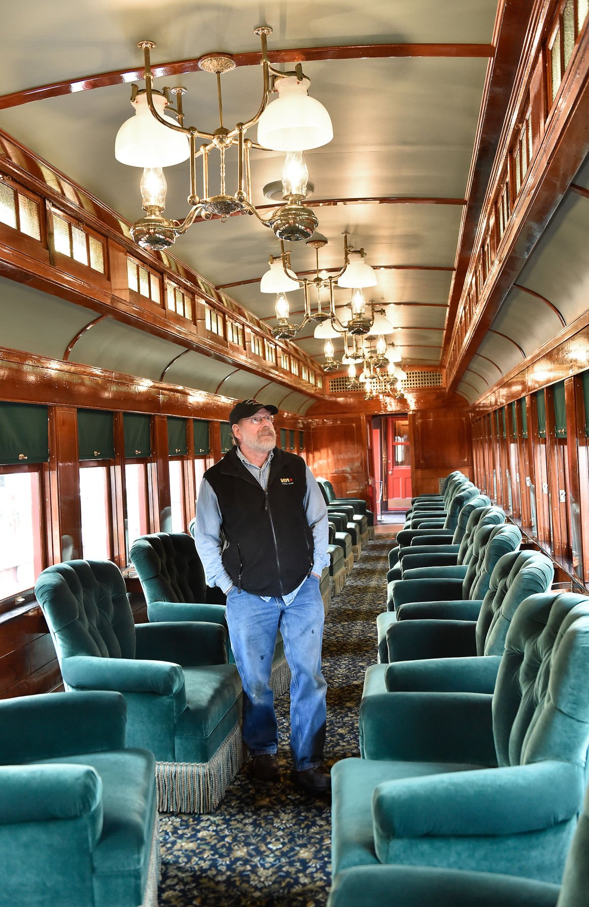 Longtime chief at Strasburg Rail Road steps down with ... on