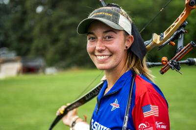 Casey Kaufhold prepares for Olympics