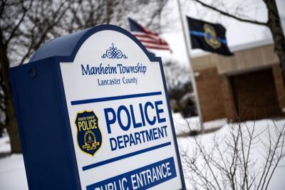 Manheim Township police logo