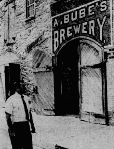Bube's Brewery 1970