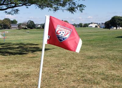 Conestoga Valley soccer flag
