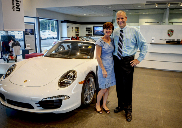 Porsche showroom draws 'wows' at Autohaus | Business ...