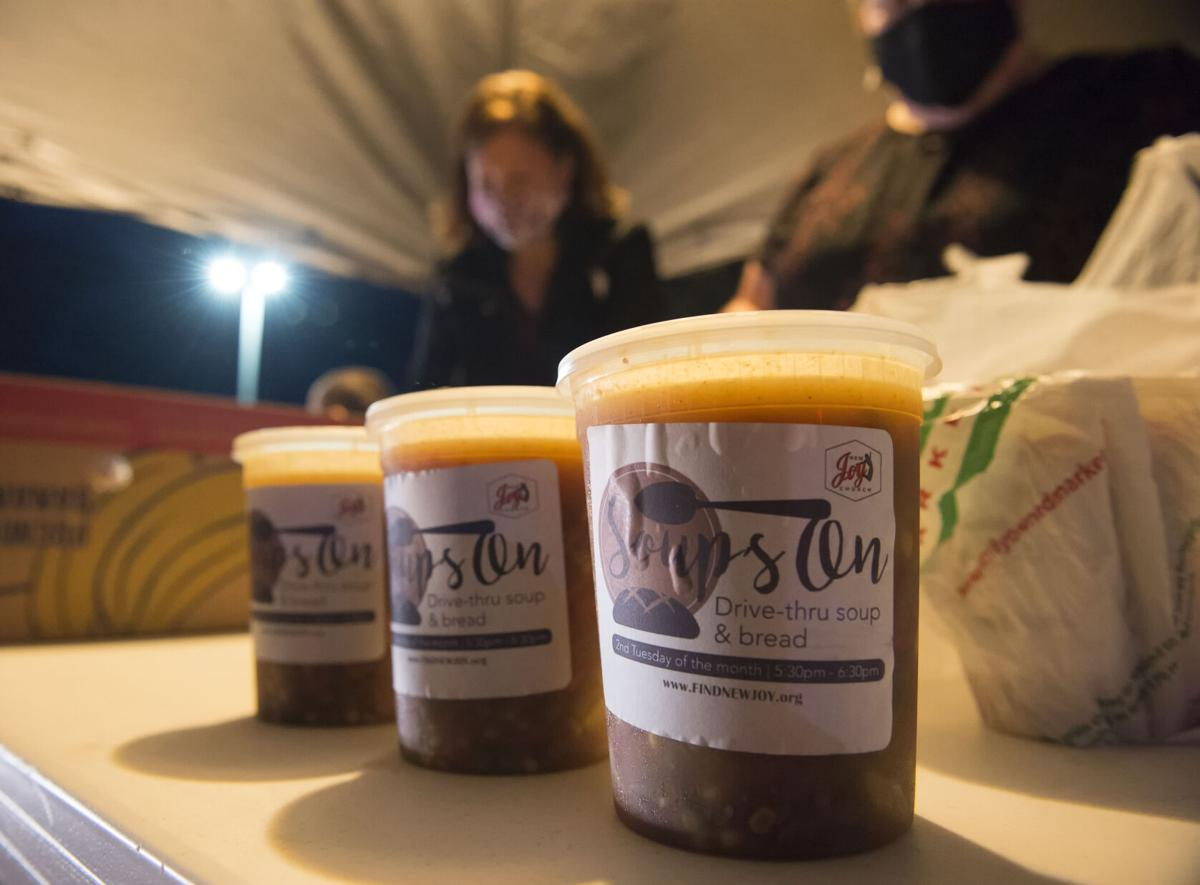 Soups On-New Joy Church Ephrata