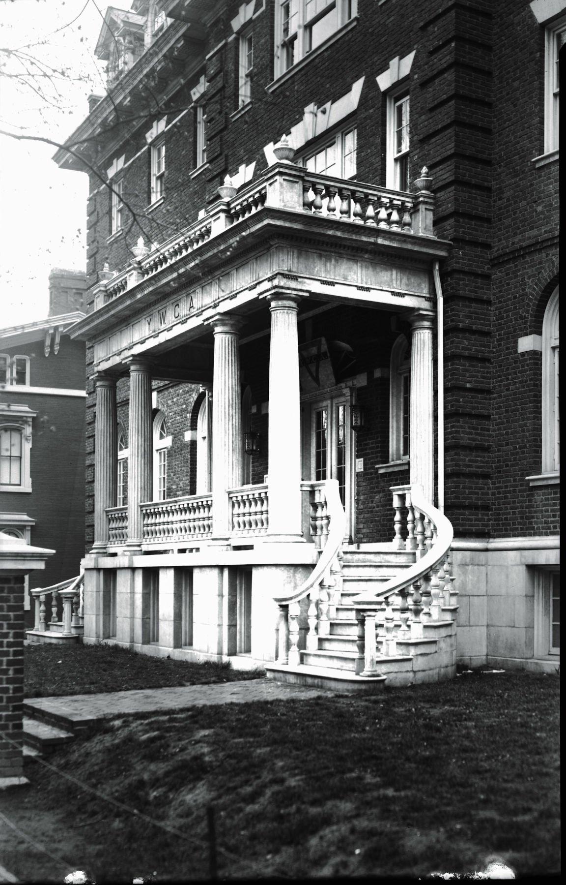 Lancaster YWCA vintage photo