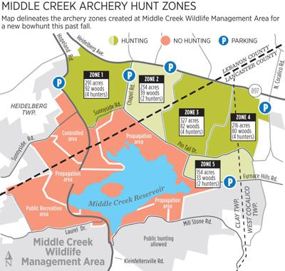 Quality Deer Hunt Offered Once Again At Middle Creek Local News Lancasteronline Com