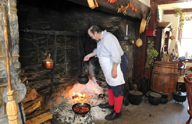 Landis Valley offers annual open-hearth cooking classes