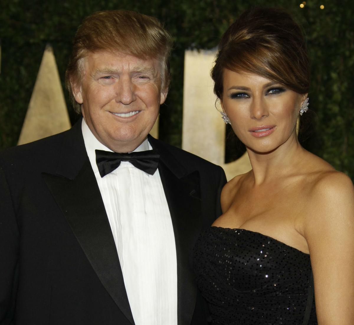 Donald Trump And Melania Wedding: Trump Wedding Cake, Made By Lancaster Chef Cedric Barberet
