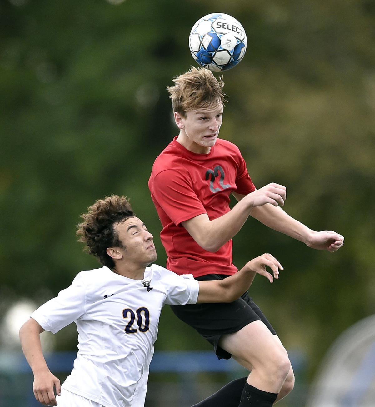 McCaskey vs Lancaster Catholic-LL Soccer Quarterfinal