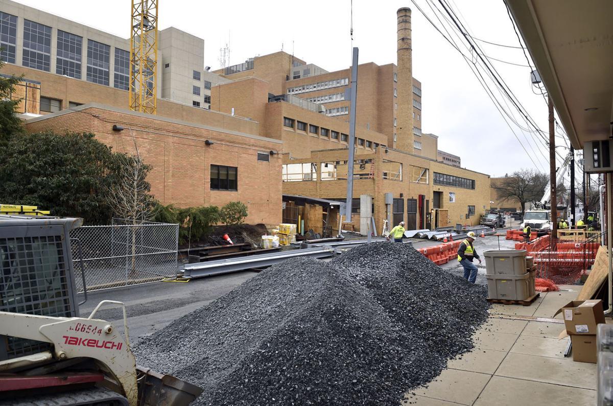 Exterior: Lancaster General Health Temporarily Delays Hospital