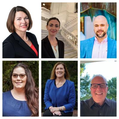 2021 Lancaster Row Office Candidates
