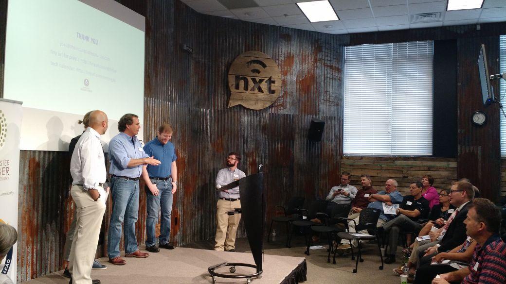 Lancaster Chamber's first Tech Talk event