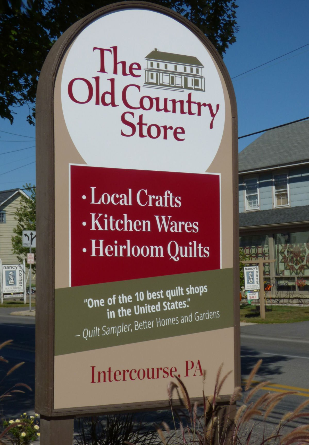 This Lancaster County Quilt Shop Was Named One Of The Top 10 In The
