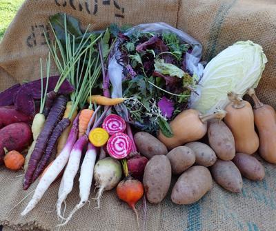 Fields Edge Farm Thanksgiving