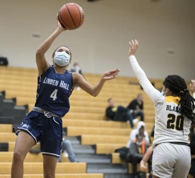 Linden Hall vs Lancaster Mennonite-Girls Basketball