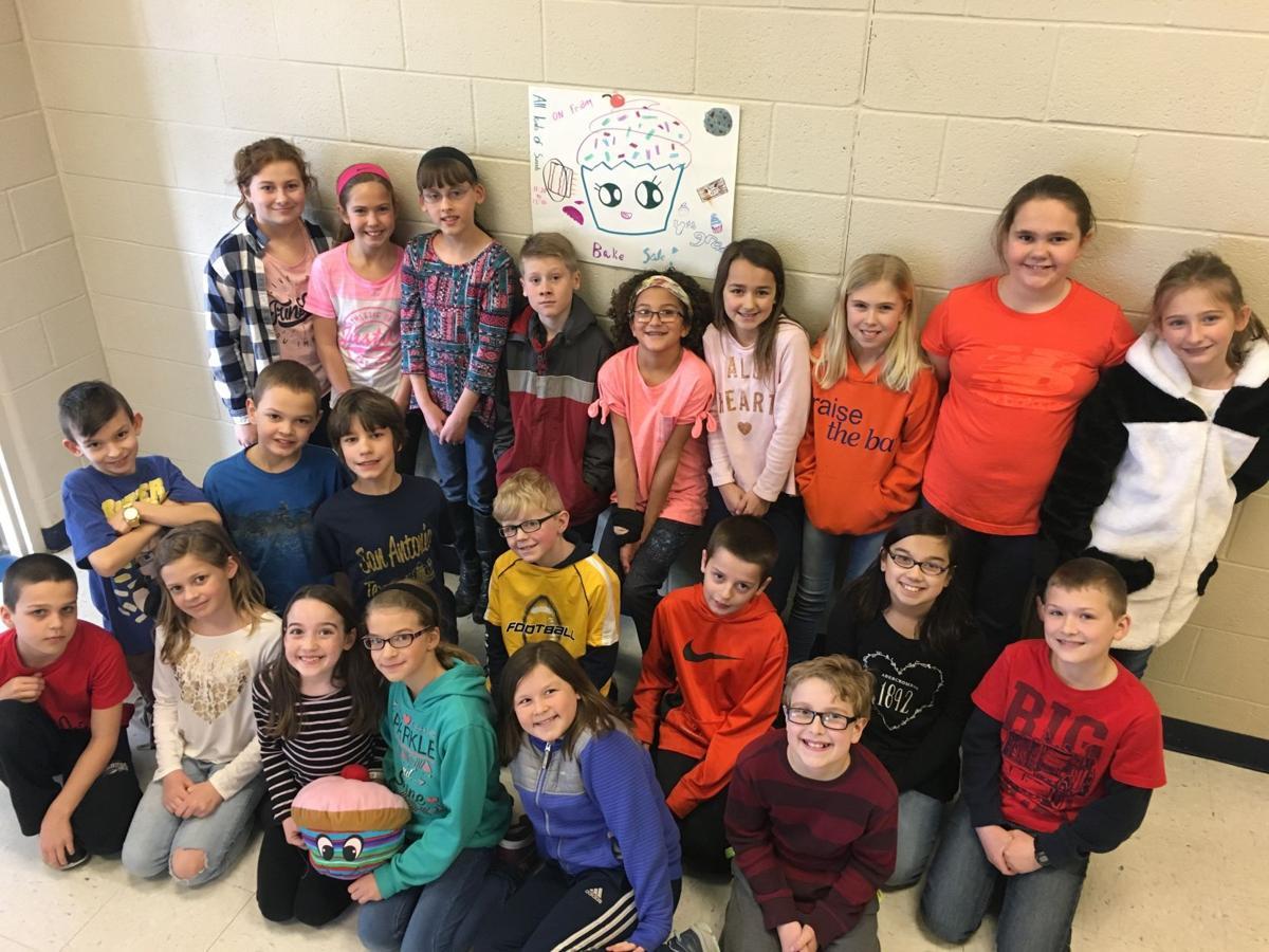 Hinkletown fourth-graders