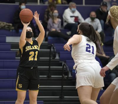 Solanco vs Lancaster Catholic-LL Girls Basketball