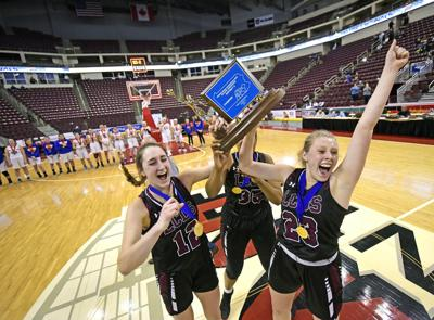 Lancaster Country Day vs Greenwood-D3 1A Girls Championships