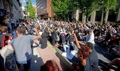 Protest Sunday