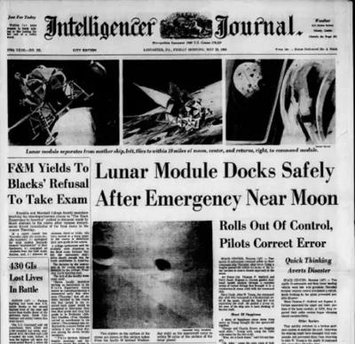 May 23, 1969, Intelligencer Journal